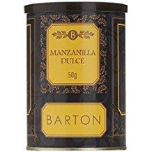 Manzanilla dulce Barton