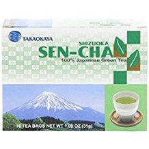 Té de Sen-Cha Japonés