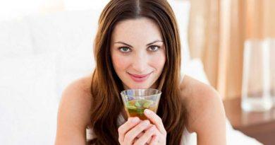 Qué té es bueno para el acné