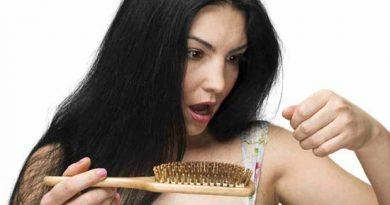 ¿Qué té es bueno para la caída del cabello?