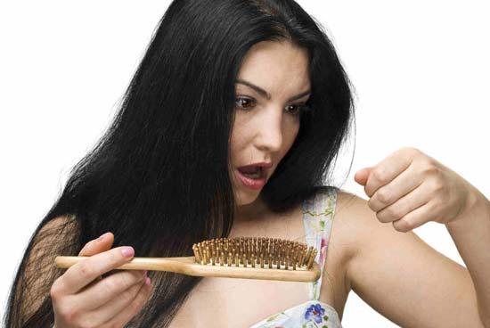 Qué té es bueno para la caída del cabello